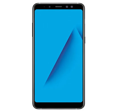 Samsung Galaxy A8 plus(6GB RAM/ 64GB Storage/ 6 inch Screen) Black