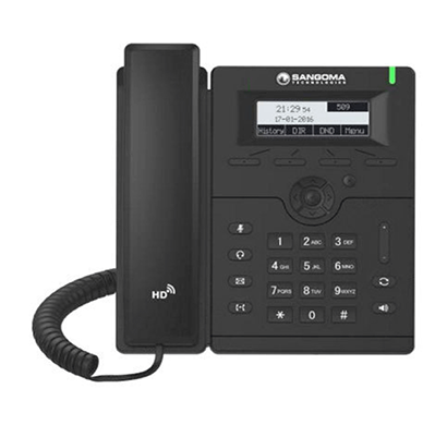 Sangoma s205 VOIP Phone Black