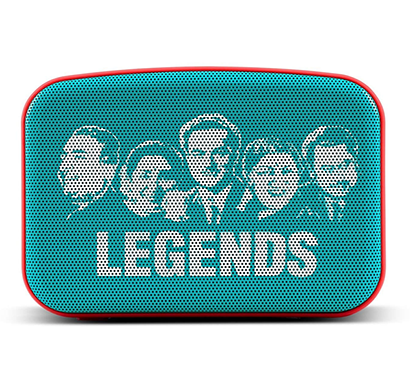 saregama carvaan mini legends(250 songs) scm01 bluetooth speakers (ocean green)