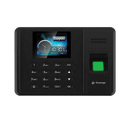 secureye s-b50cb fingerprint biometric device ( password / battery back-up )