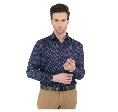 Shaurya (Size-38) Men's Full Printed Casual Shirt