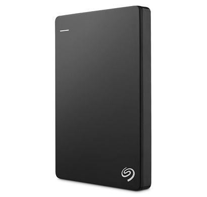 seagate slim 2tb portable external hard drive usb 3.0 (black) stdr2000300