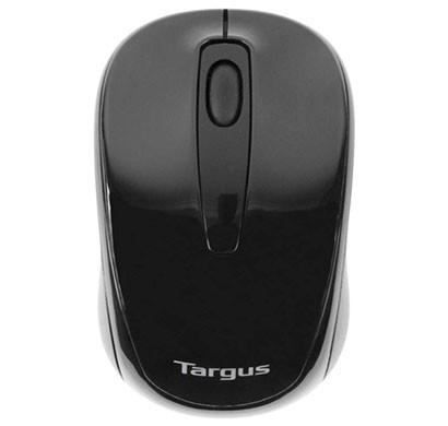 Targus (AMW600AP) Wireless Optical Mouse (Black)