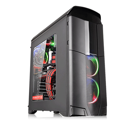 thermaltake (ca-1g3-00m1wn-00 versa n26) window mid-tower gaming cabinet (black)