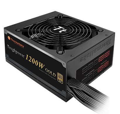 Thermaltake (PS-TPD-1200MPCGEU-1) Toughpower 1200W 80 Plus Gold Modular Power Supply
