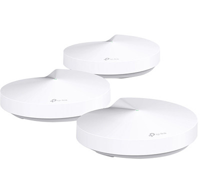 tp-link deco m5 ac1300 router (pack of 3), white