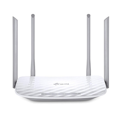 tp link archer (c50) wireless dual band router (not a modem) white