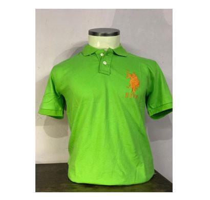 US Polo Half Sleeve Collar T-Shirt