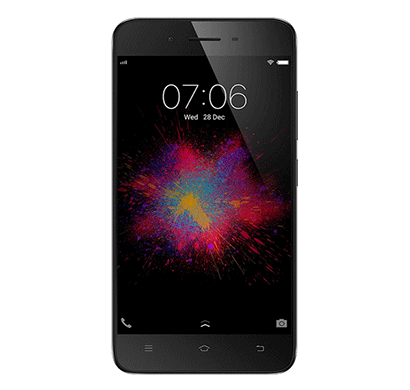 vivo y53 16 gb 5 inch quarter hd display matte black (2 gb ram)