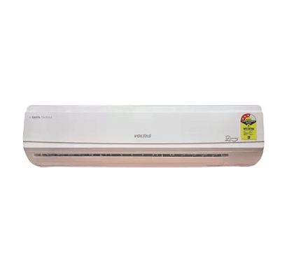 Voltas 183 DZZ (R-32) 1.5 Ton 3 Star Split AC - White ,Copper Condenser