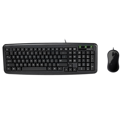 VXL GKM5300 Keyboard and Mouse Combo