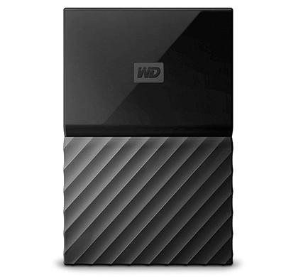 WD My Passport 2TB External Hard Drive (Mix Color)