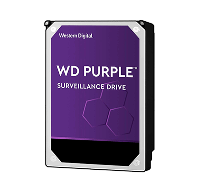 WD (WD20PURZ) 2TB Purple Hard Drive