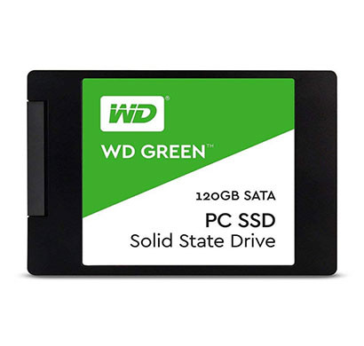 WD (WDS120G1G0A) 120GB 2.5 Inch Internal Solid State Drive