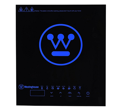 Westinghouse - IG02K1P-CA, Induction Cooktop, Black, 1 Year Warranty