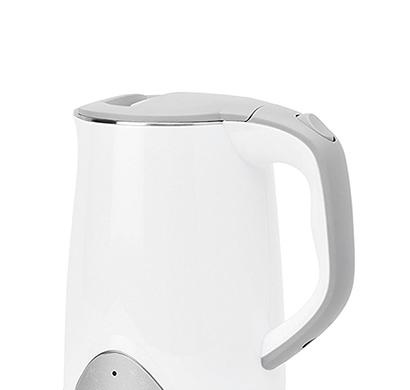 Westinghouse- KD15KSS-CG, 1.5 Liters 1500 Watts Stainless Steel Electric Kettle, White, 1 Year Warranty