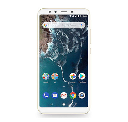 Xiaomi Mi A2 ( 6GB RAM/ 128 GB Storage/ 5.99 Inch Screen), Mix Colour
