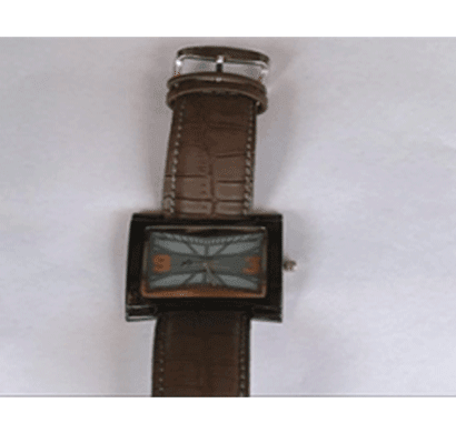 Yepme - 3566, Analog Leather Strap Watch