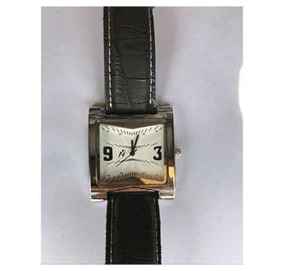 yepme - 3562, analog leather strap watch