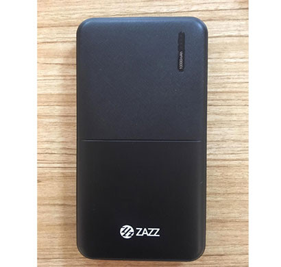 Zazz Slick 10000 mAh Power Bank