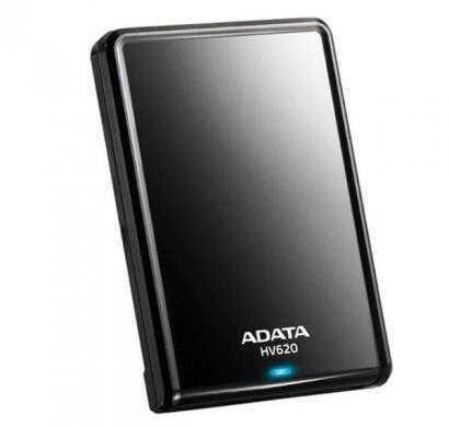 015a9d0f4 Adata Classic HV620 2 TB Portable External Hard Drive (Black)