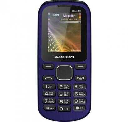 adcom x5 (black & blue)