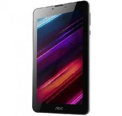 aoc tablet 4 gb d70v50g tablet 4 gb (black & silver)