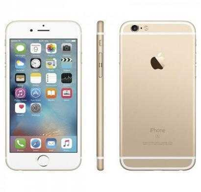 Apple I phone 6s  64 GB Gold