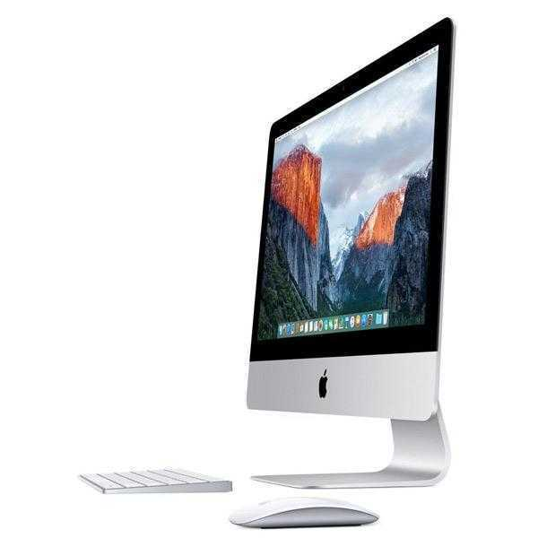 Apple iMAC MK142HN/A All in One Desktop (Core i5 (5th Generation)-8 GB RAM-1 TB HDD-54.61 cm (21.5)-