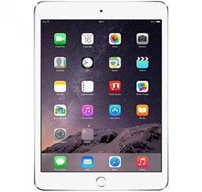 Apple iPad Mini 3 With WiFi 128 GB (Silver)