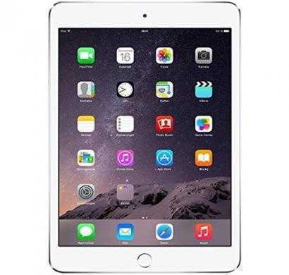 Apple iPad Mini 3 With WiFi + Cellular 64 GB (Silver)