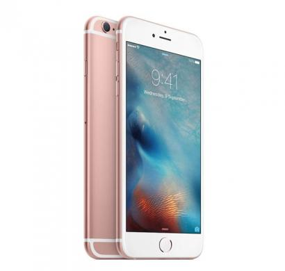 Apple iPhone 6s Plus (Rose Gold, 16GB)