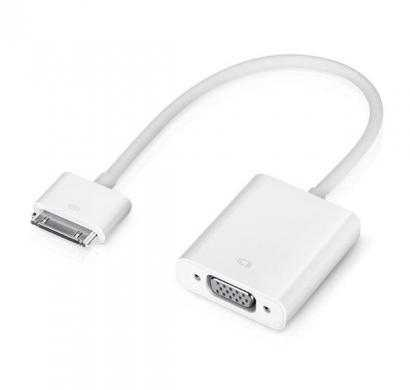 Apple MC552ZM/B Dock Connector to VGA Adapter
