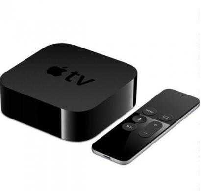 apple mlnc2hn/a apple tv (black)