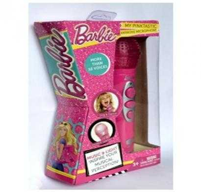 Barbie Karaoke Microphone