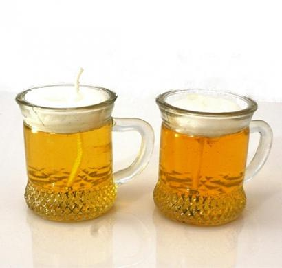 Beer Mug Small Candle