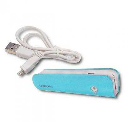 Champion 2600 mAh Power Bank Blue
