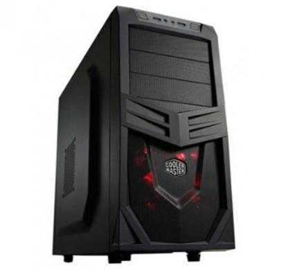 cooler master k281 cpu cabinet (black)