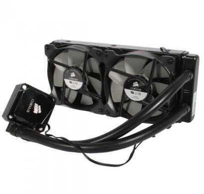 corsair hydro series h100i gtx extreme performance liquid cpu cooler