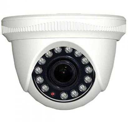 CP Plus CP-LAC-DC90L25A 15-20 M Dome Camera (White)