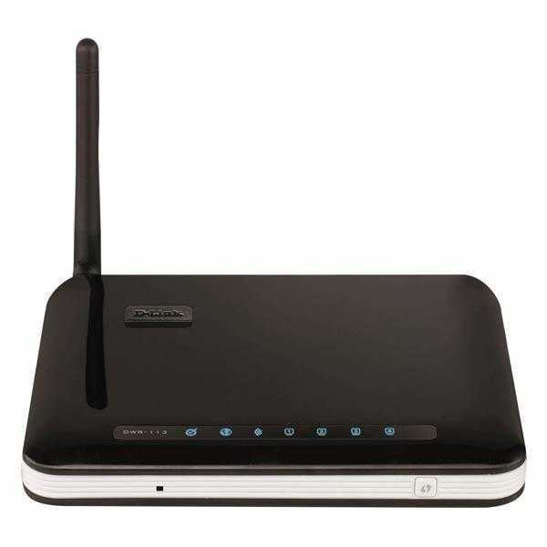 D-LINK DWR-113 3G HOME WIFI ROUTER