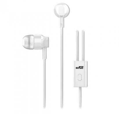 DEEP-0055M HANDSFREE EARPHONE- ANDROID (WHITE)