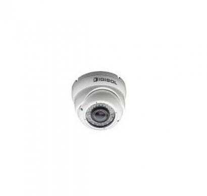 digisol dg-cc5732vf vandal proof dome camera with ir led and vari-focal lens, 2.8 - 12mm, cmos, pal