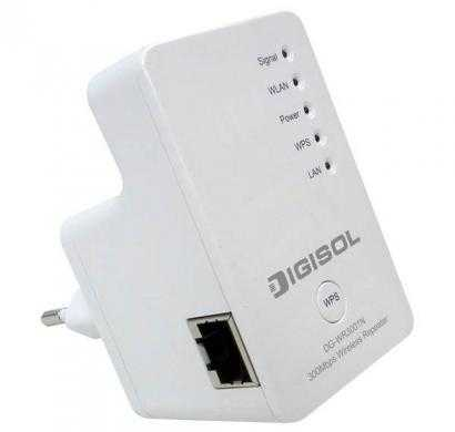 Digisol DG-WR3001N Wall Mount Wireless Repeater