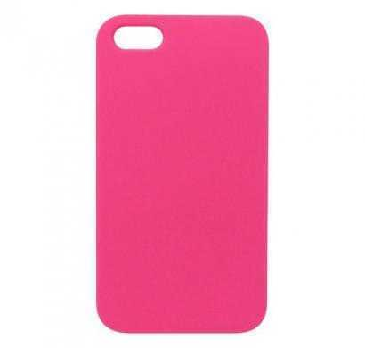 digital essentials mobile cover iphone-5 - pink