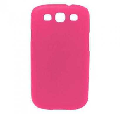 digital essentials samsung galaxy s3 back case - pink
