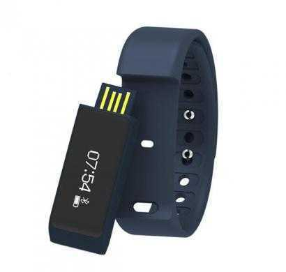 doit smartband - health band and smart watch (blue)