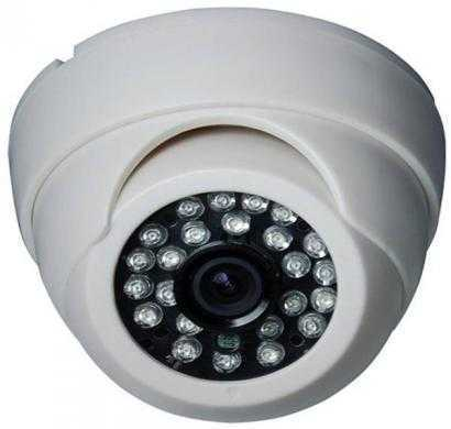 ENTER E-D700IRSW Dome CCTV Camera (White)