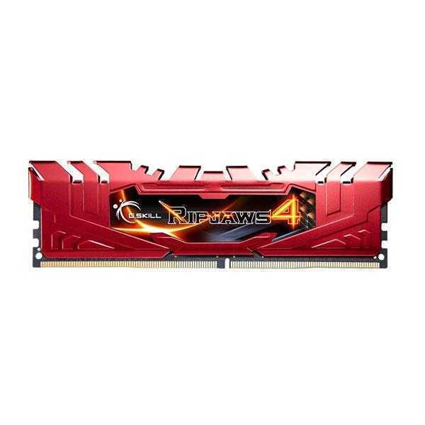 G.SKILL F4-2400C15D-16GRR Ripjaws 4 SERIES ,16GB RAM/PC4-19200 / DDR4 2400 Mhz