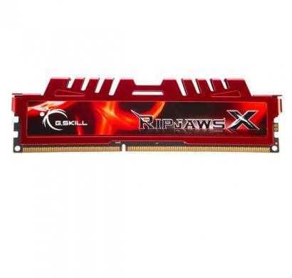 g.skill ripjaws series 4gb (2 x 2gb) 240-pin ddr3 sdram ddr3 1600 (pc3 12800) d